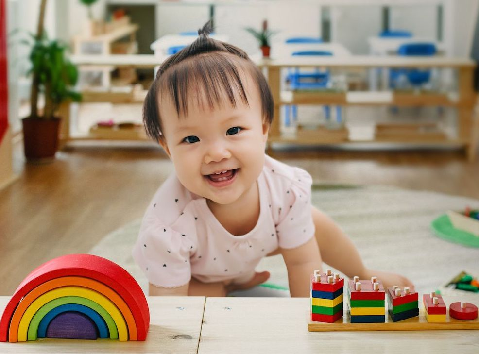 Bright Start To Your Baby's Learning Journey